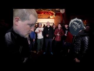 Versus Battle: Паша Техник Vs Николай Должанский (Дом 2) [Рифмы и Панчи]