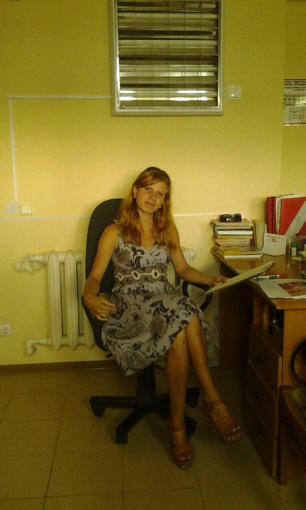 Анна Савченко, Пенза - фото №1