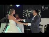 Очень красивый свадебный танец! Медленный вальс! ♥