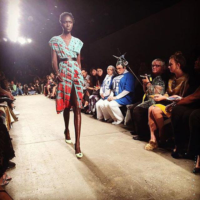 Верка Сердючка посетила неделю мод в Нью-Йорке ФОТО и ВИДЕО