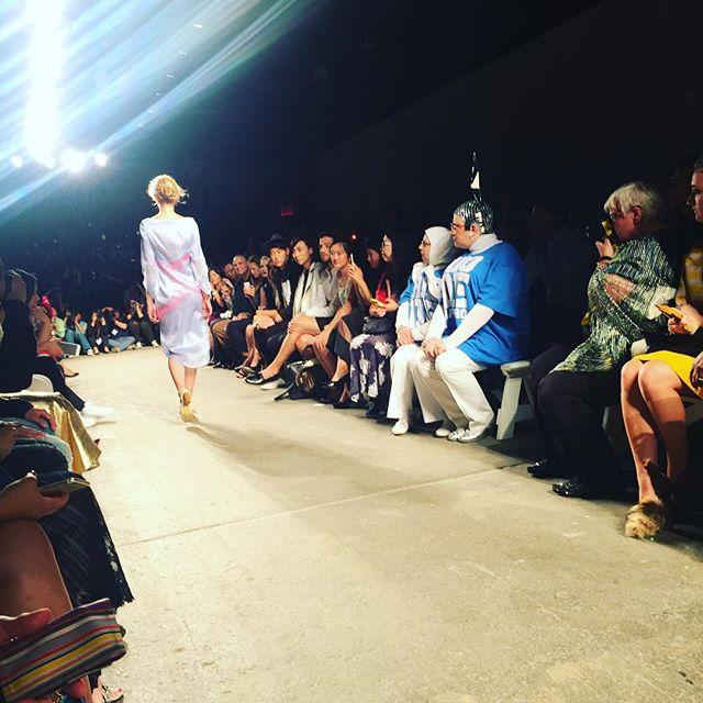 Верка Сердючка New York Fashion Week