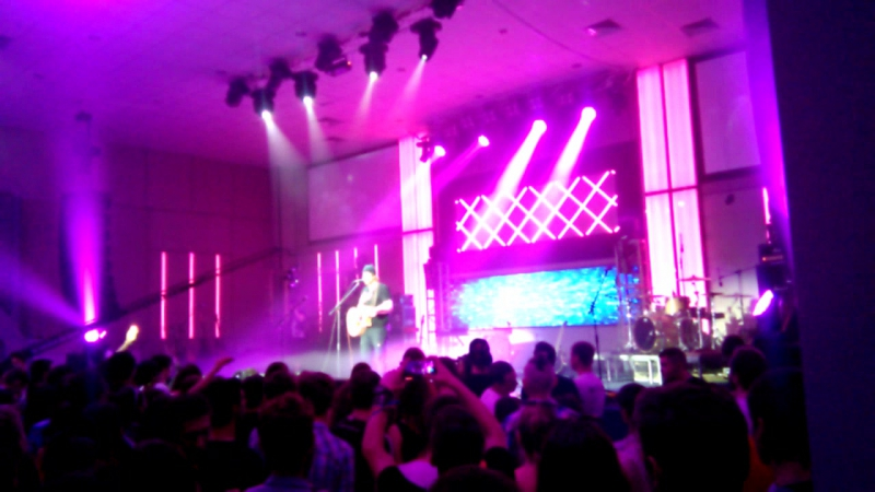 Dave Lubben Live Melitopol 27.05.15