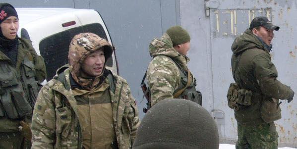 Украинские бойцы сбили российский беспилотник над Краматорском - Цензор.НЕТ 8496
