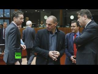Экономика. Главе Еврокомиссии не дали выступить с критикой Греции