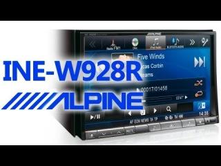 Alpine INE-W928R — автомагнитола — видео обзор 130.com.ua