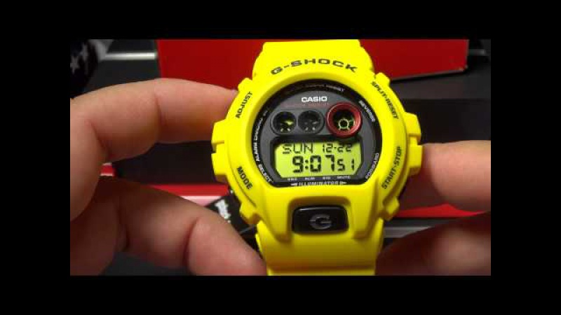 CASIO G SHOCK REVEW AND UNBOXING GD X6930E 9 LIGHTNING YELLOW SERIES
