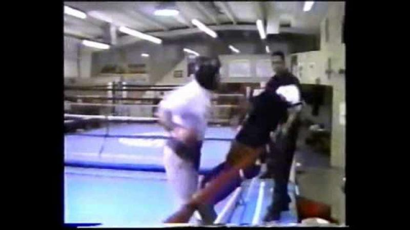Mike Tyson Training Highlight