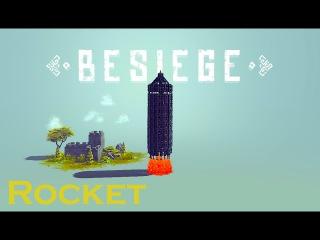 Besiege - Fully Functional Rocket