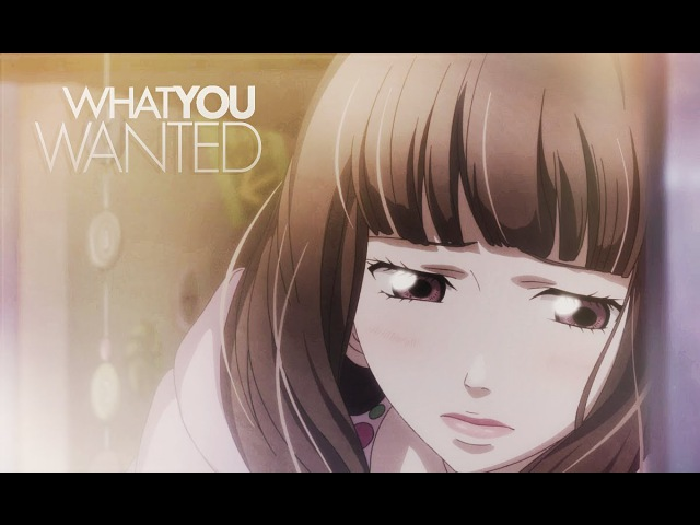 [AMV] what you wanted