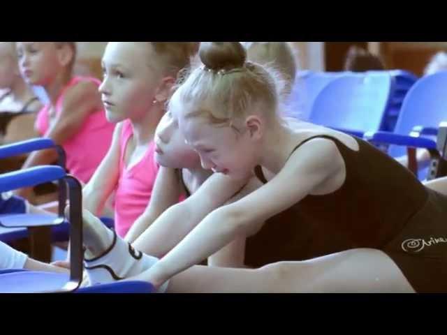 УТС по художественной гимнастике \ KAZAN 2013