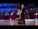 2011 GS Latin Ostrava Final Тимур Имаметдинов и Екатерина Николаева