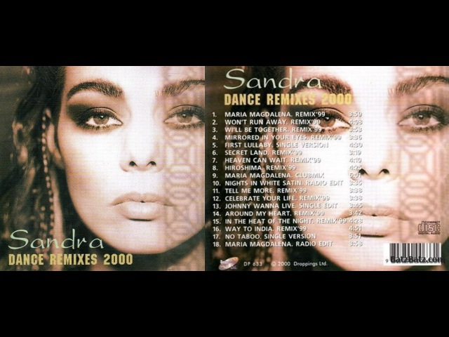 Sandra - Dance Remixes 2000