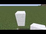 Как сделать Снежного Голема в Майнкрафт