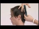 Мужская стрижка современная. Men's haircut modern