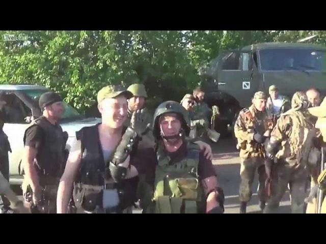 Army of Novorossiya LNR DNR
