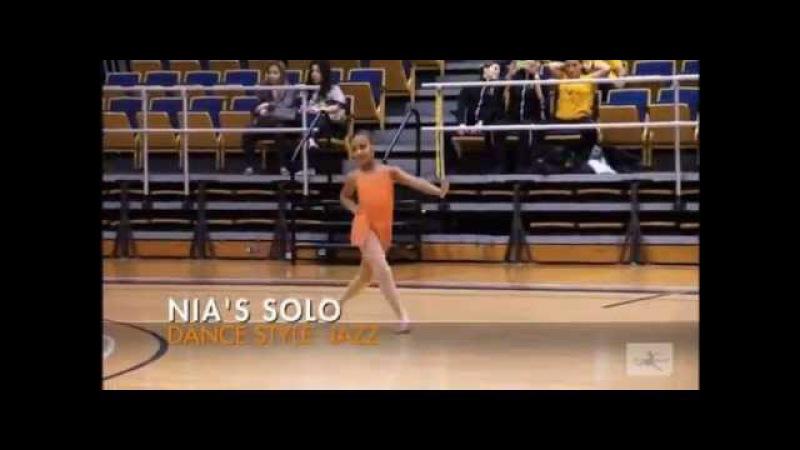 Nia's Solo-Jazz-Acro-Dance Moms Season 2 Episode 10 (Miami)