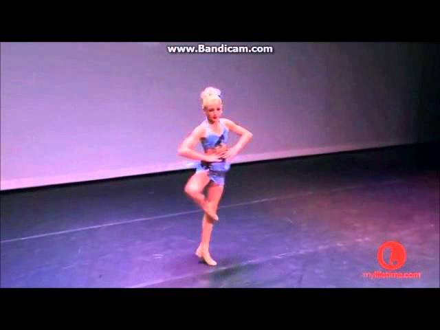 Dance Moms - Chloe Lukasiak's Solo Silence