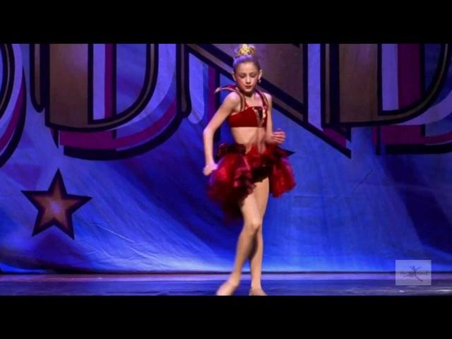 Chloe's Solo-Red Queen-Dance Moms Episode 13 Season 2