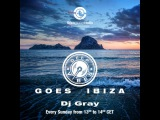 Dj Gray - Goes Ibiza Ibiza Global Radio PROMO TRACK'S