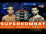 Bogdan Stoica vs. Zinedine Hameur-Lain - SUPERKOMBAT | WGP | Ploiesti | March 7