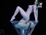 Dita von Teese famous striptease