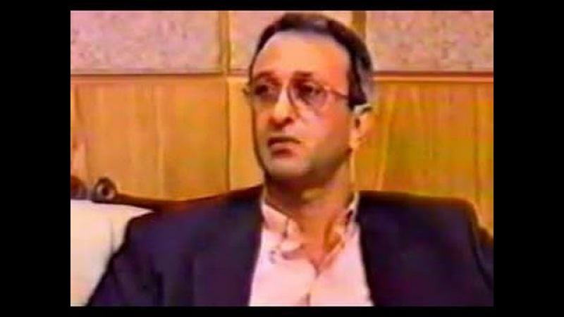RÖVŞƏN CAVADOV - 1994-CÜ İLDƏ PREZİDENTİN ÇAĞIRDIĞI MÜŞAVİRƏDƏ ÇIXIŞI.