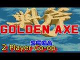 Longplay Golden Axe