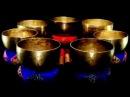 Медитация | Тибетские поющие чаши | Чакра Исцеление | Тон D