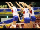 The best moments volleyball | Iran - Russia | World Grand Champions Cup - 2013