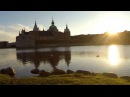 Flying GoPro: Kalmar slott / Kalmar Castle in Sweden. DJI Phantom 2
