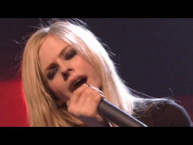 Avril Lavigne Losing Grip Bonez Tour
