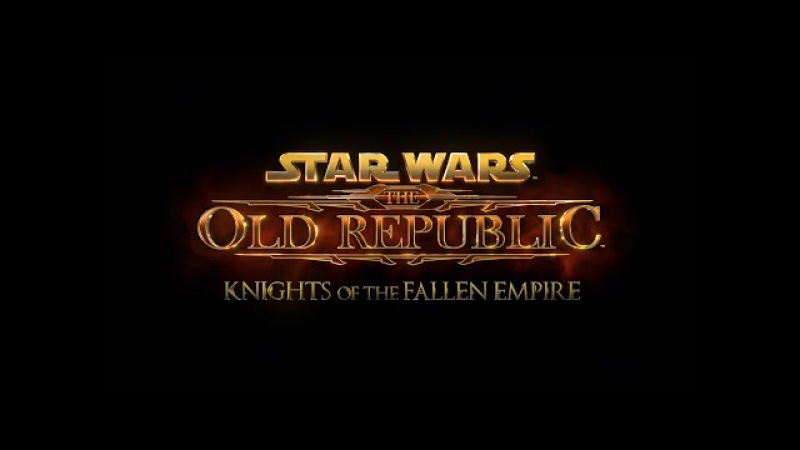 STAR WARS The Old Republic Трейлер HD