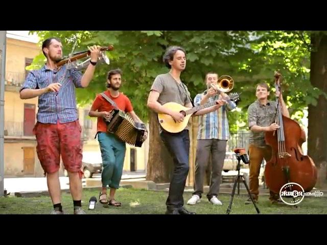 Lemko Bluegrass Band - Буковина ЖИВЯКОМ