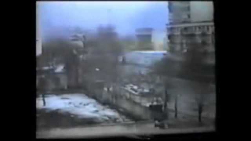 Как погибала 131 я Майкопская бригада 1 января 1995 год