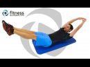 Быстрая 10-минутная тренировка кора - Болит пресс! Quick 10 Minute Core Workout - Pain in My Abs!