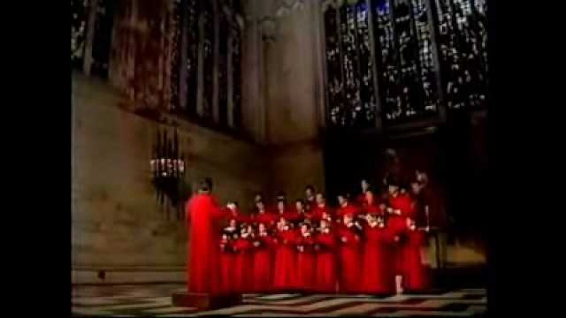 Miserere Mei Deus - Kings College Chapel Choir