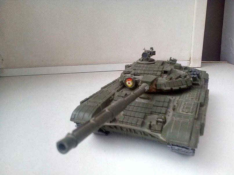 Танки Т-72, 1/35 звезда. OS2huSZ8QdQ