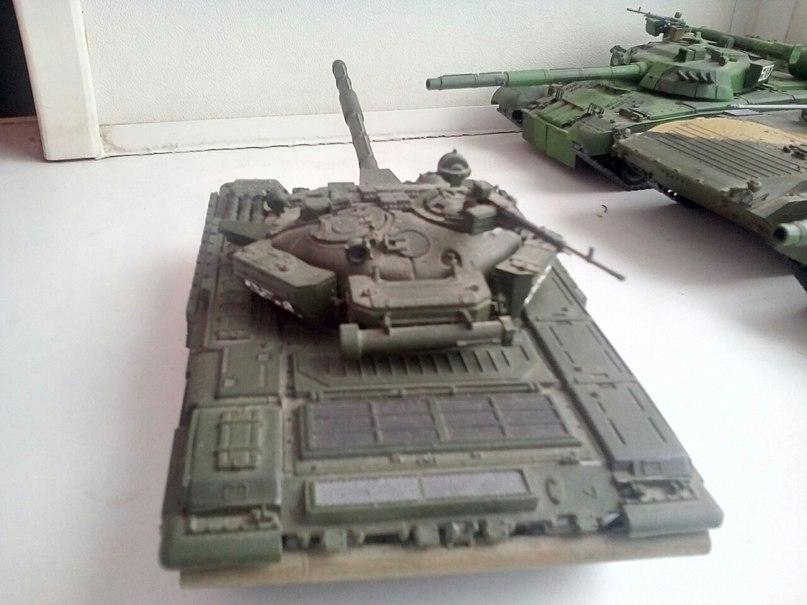 Танки Т-72, 1/35 звезда. PVgTqZf0gBg
