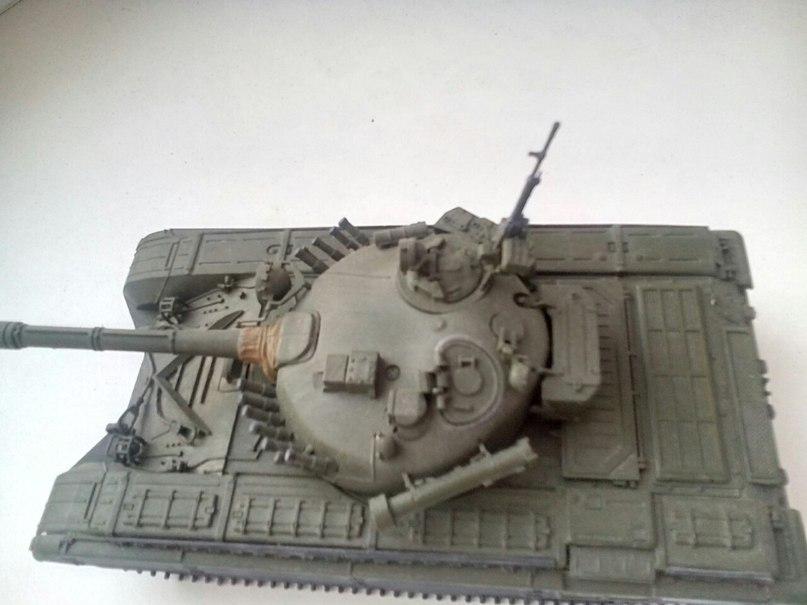 Танки Т-72, 1/35 звезда. MaXQ5sIS0m0