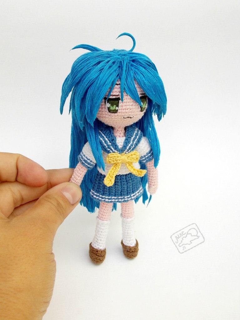 Amigurumi Doll Anime : 1000+ images about Amigurumi manga style dolls on ...
