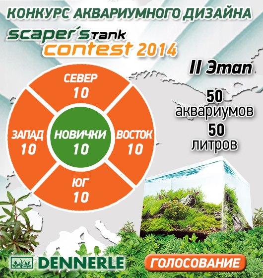 Конкурс аквариумного дизайна DENNERLE Scaper's Tank 2014 GIIXGBCTsnU