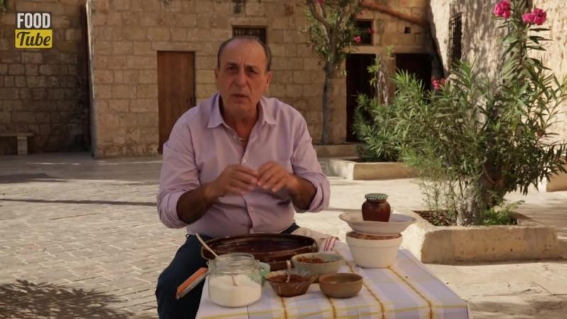 Кулинарный канал Джейми Оливера. Серия 2 Итальянский сладкий десерт Дженнаро.