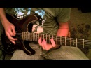 Seperation Nothing Left - As I Lay Dying guitar cover HQ