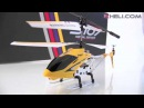 Syma S107 3ch Rc Helicopter Metal Body Frame Built-in Gyroscope