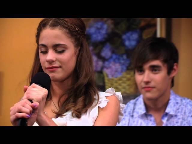 Violetta - Violetta śpiewa w kawiarni En mi mundo. Odcinek 19. Oglądaj w Disney Channel!