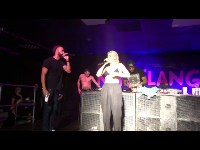 Rudimental Anne-Marie - Right Here / Love Ain't Just A Word (Live @ HippodromeKings, 2015)