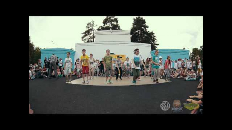 BROOKLYN HIP-HOP CAMP 2015 | SHOW SEVEROK GROUP