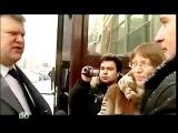 НТВ сняло предателей родины у посольства США