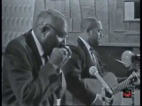Sonny Terry and Brownie McGhee w Otis Spann - Walk On (Live France 1964)