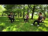 Yann Tiersen - J'y Suis Jamais Alle - Crazy Accordion Trio cover